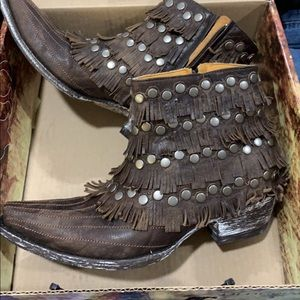 New in box booties